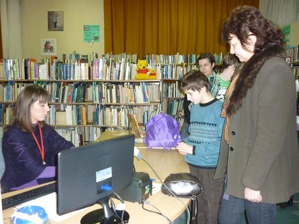 Családunk könyvtára 2012